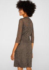 Esprit Collection - DRESS - Robe de soirée - taupe - 2