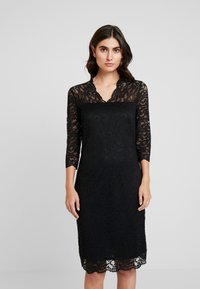 Esprit Collection - DRESS - Vestito elegante - black - 0