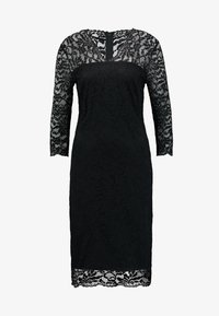 Esprit Collection - DRESS - Vestito elegante - black - 4