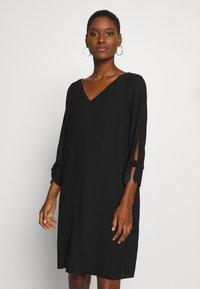 Esprit Collection - DRESS - Robe d'été - black - 0