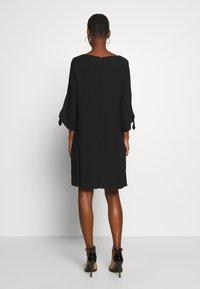 Esprit Collection - DRESS - Robe d'été - black - 2