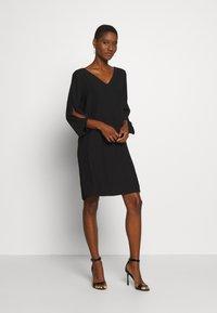Esprit Collection - DRESS - Robe d'été - black - 1