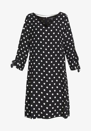 MATT SHINY - Robe d'été - black