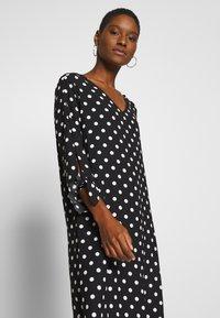 Esprit Collection - MATT SHINY - Korte jurk - black - 3