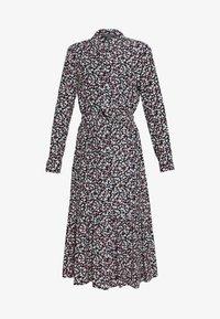 Esprit Collection - VOLANT  - Skjortekjole - black - 3