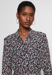 Esprit Collection - VOLANT  - Skjortekjole - black - 4