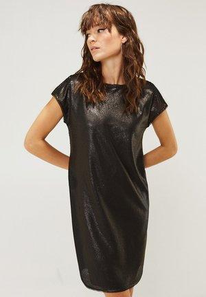 MIT PAILLETTEN - Cocktail dress / Party dress - black