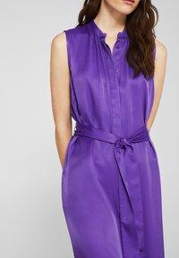 Esprit Collection - Blusenkleid - purple - 3