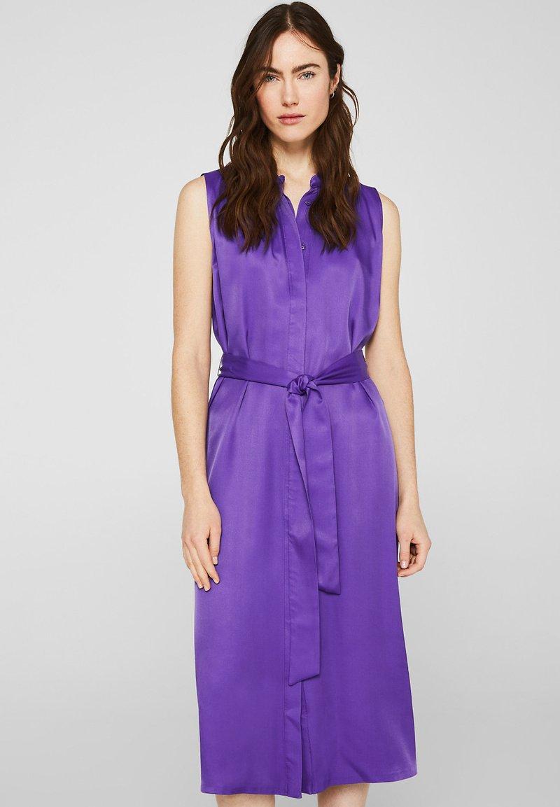 Esprit Collection - Blusenkleid - purple