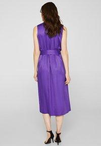 Esprit Collection - Blusenkleid - purple - 2