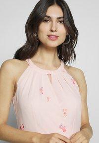 Esprit Collection - FLUENT GEORGE - Maxi-jurk - pastel pink - 3