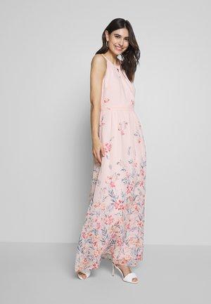 FLUENT GEORGE - Maxi šaty - pastel pink