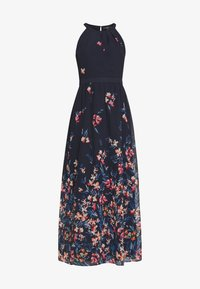 Esprit Collection - FLUENT GEORGE - Maxi dress - navy - 4