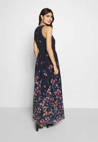 Esprit Collection - FLUENT GEORGE - Maxi dress - navy - 2