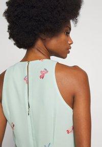 Esprit Collection - FLUENT GEORGE - Maxi-jurk - pastel green - 3