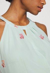 Esprit Collection - FLUENT GEORGE - Maxi-jurk - pastel green - 5