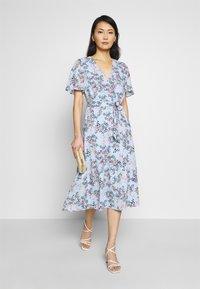 Esprit Collection - FLUENT  - Day dress - pastel blue - 1
