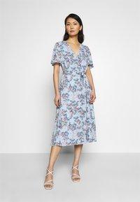 Esprit Collection - FLUENT  - Day dress - pastel blue - 0