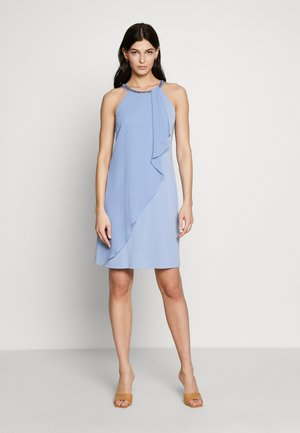 LUX FLUID - Cocktail dress / Party dress - blue lavender