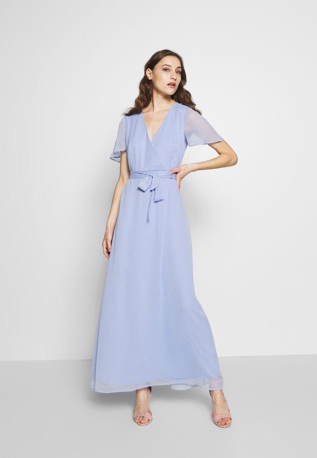 Vestido de fiesta - blue lavender