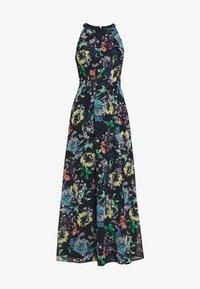 Esprit Collection - FLUENT GEROGE - Maxi dress - navy - 4