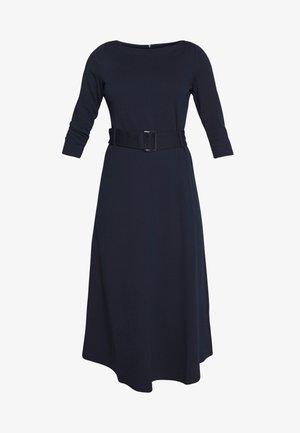 Sukienka z dżerseju - navy