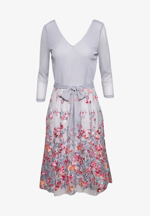 DRESS - Cocktailjurk - light grey