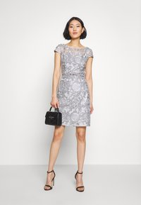 Esprit Collection - DRESS - Cocktailkjole - silver - 2