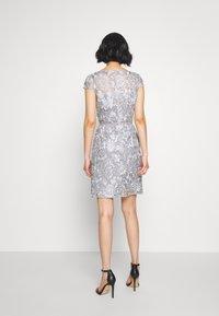 Esprit Collection - DRESS - Cocktailkjole - silver - 3