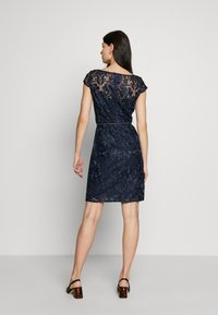 Esprit Collection - DRESS - Sukienka koktajlowa - navy