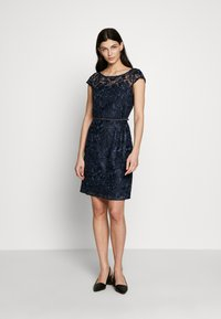 Esprit Collection - DRESS - Sukienka koktajlowa - navy - 0