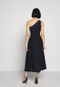 Esprit Collection - ONE SHOULDER - Juhlamekko - navy - 2
