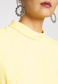 Esprit Collection - Sukienka koktajlowa - lime yellow - 6