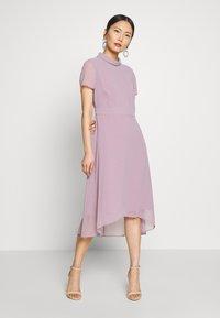 Esprit Collection - Sukienka koktajlowa - mauve - 2