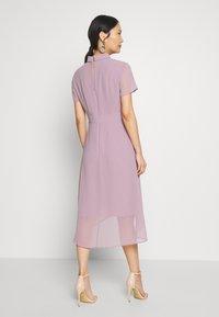 Esprit Collection - Sukienka koktajlowa - mauve - 3