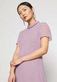 Esprit Collection - Sukienka koktajlowa - mauve - 4