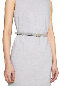 Esprit Collection - DRESS - Korte jurk - light grey - 4