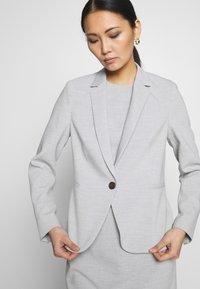 Esprit Collection - DRESS - Korte jurk - light grey - 7