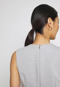 Esprit Collection - DRESS - Korte jurk - light grey - 3