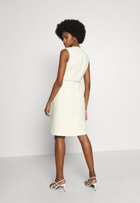 Esprit Collection - DRESS - Sukienka letnia - lime yellow - 2