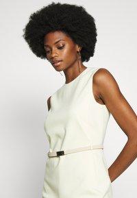 Esprit Collection - DRESS - Sukienka letnia - lime yellow - 4