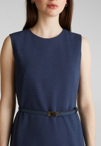 Esprit Collection - DRESS - Korte jurk - grey blue - 3