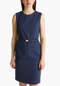 Esprit Collection - DRESS - Korte jurk - grey blue - 4