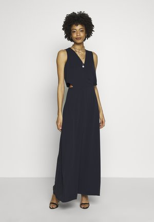 NEW DRAPE LIGHT - Maxi dress - navy