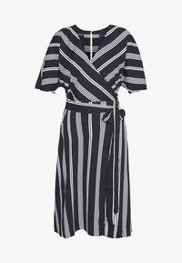 Esprit Collection - NEW DRAPE LIGHT - Denní šaty - navy - 4