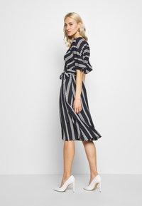 Esprit Collection - NEW DRAPE LIGHT - Denní šaty - navy - 2