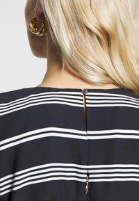 Esprit Collection - NEW DRAPE LIGHT - Denní šaty - navy - 5