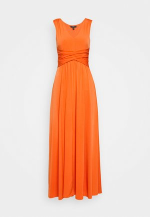 Maxi-jurk - red orange