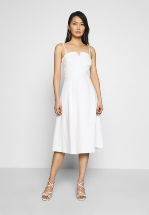 DRESS - Day dress - off white