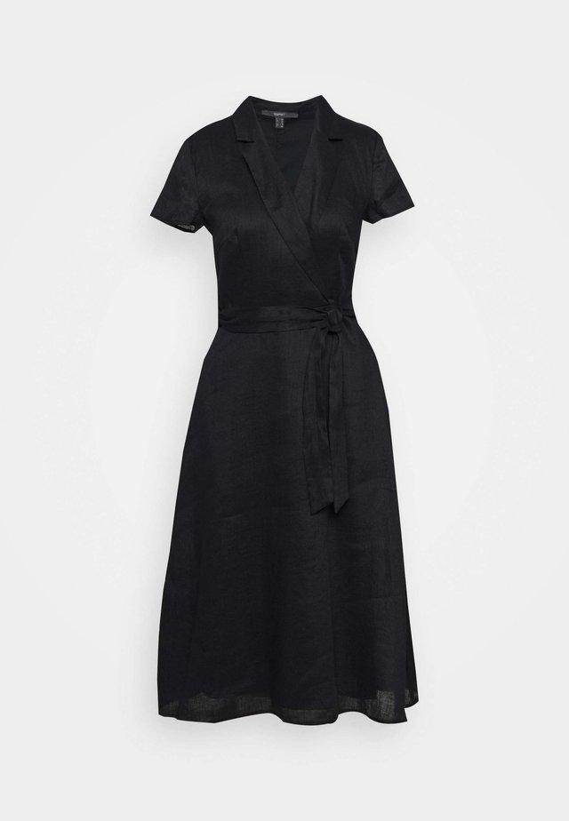 SPRING - Vestido informal - black